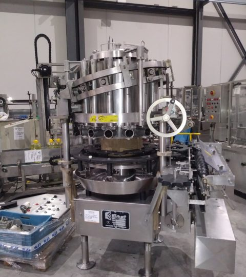 Elmar Piston Filler