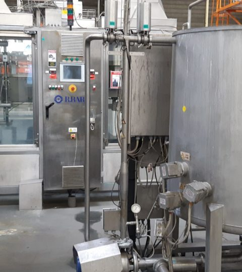 BARDI Complete Bottling Line For 3 And 5 Gallons