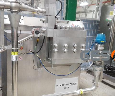 Homogenizer APV 55-60.95